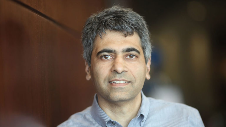 Head shot of Ikhlaq Sidhu, SCET faculty director