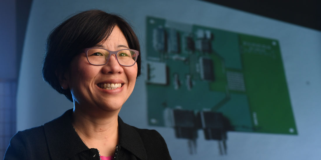 Lydia Sohn, UC Berkeley professor of mechanical engineering