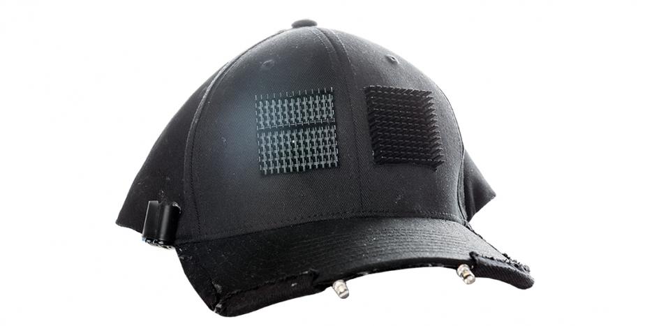 Heat-powered hat