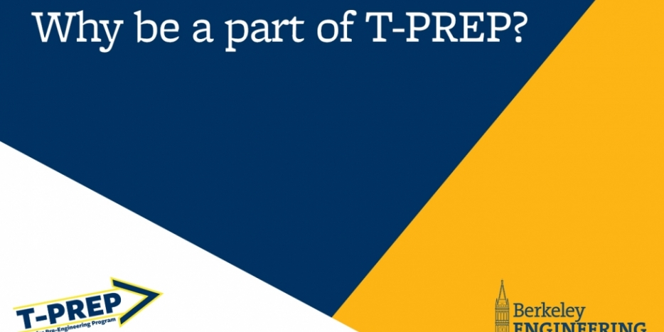 Thumbnail of video: Why be a part of T-PREP?