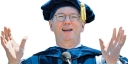 Eric Schmidt at commencement
